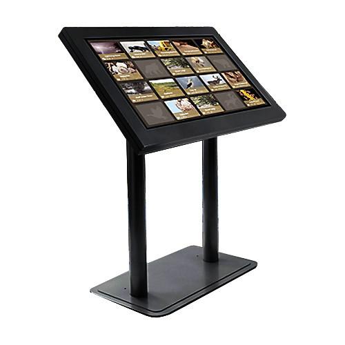 "Peerless-AV Landscape Indoor Digital Signage/Kiosk Enclosure for 46"" LCD Displays (Black)"