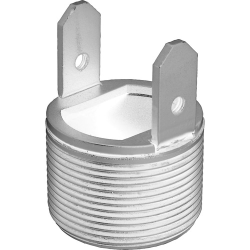Peerless-AV MOD-ATA-W Modular Threaded Coupler (White)
