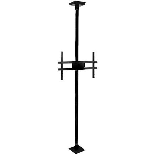 """Peerless-AV Modular Series Floor-to-Ceiling Kit for 32 to 60"""" Display (9.8', Black)"""
