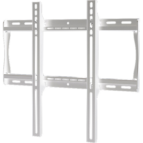 "Peerless-AV PeerCare SF640-AW Antimicrobial Universal Flat Wall Mount for 32 to 47"" Displays (White)"