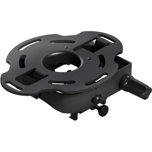 Peerless-AV PRGS-1 Precision Gear Ceiling Mount for Projector (Black)