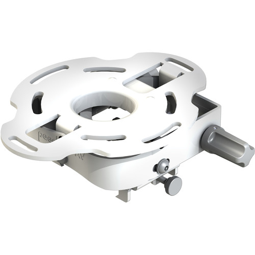 Peerless-AV PRGS-1S Precision Gear Ceiling Mount for Projector (Silver)