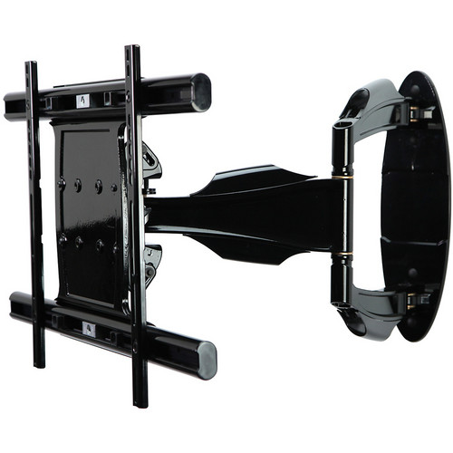 "Peerless-AV SmartMount Articulating Wall Mount with Antimicrobial Finish for 37 to 55"" Displays (Black)"