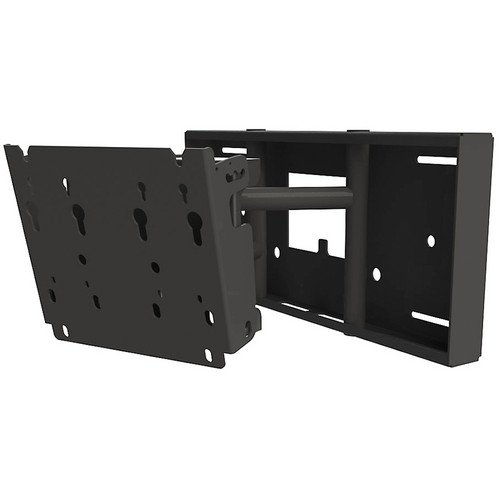 "Peerless-AV SP850-V2X2 Pull-Out Pivot Wall Mount for 26 to 65"" Flat Panel Displays (Black)"