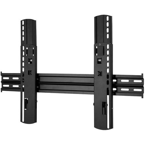 """Peerless-AV SUT670P Slim Tilting Wall Mount for 32 to 80"""" Displays (Black)"""
