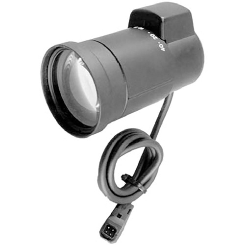 Pelco 13VD CS-Mount 3-8mm Direct-Drive Auto Iris Varifocal Lens