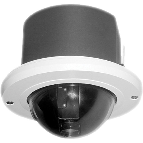 Pelco BB4EHD-F In-Ceiling Heavy-Duty Back Box with Built-In Memory (Gray)