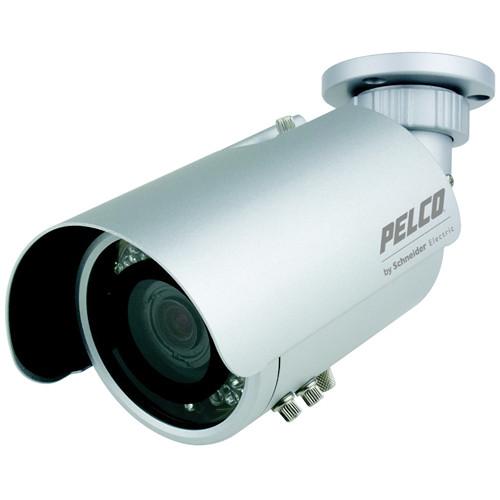 "Pelco BU5IRV126X 1/3"" CCD 650 TVL Day & Night Integrated Outdoor IR Bullet Camera (PAL)"