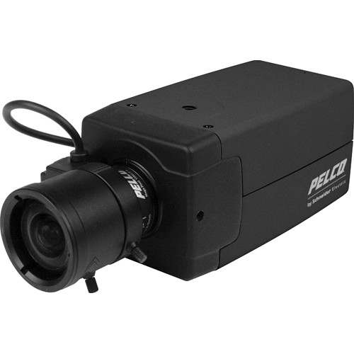 Pelco C20CH6R75AU Analog Box Camera (PAL)