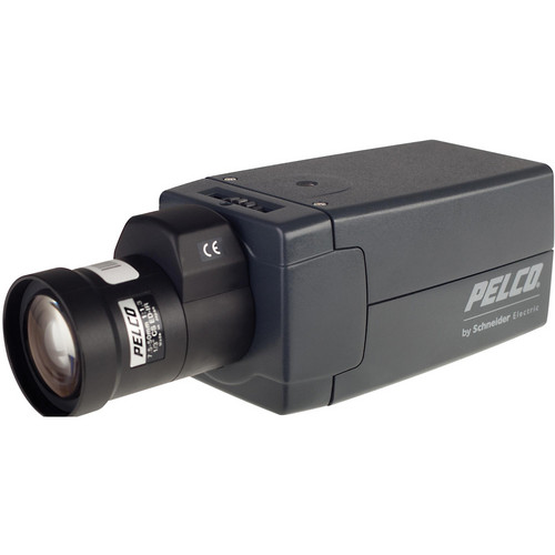 Pelco C20-DN Analog Day/Night Camera with 13VD Varifocal Lens (PAL)