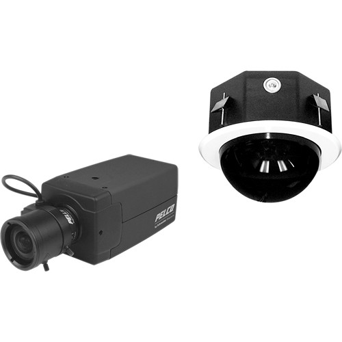 Pelco DF8PA0V21A C20-CH Digital Day/Night Analog Color Camera (NTSC)