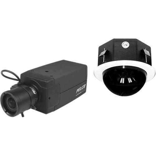 Pelco DF8-PJ-1R11A C20-DW Analog Day/Night WDR Camera (NTSC)