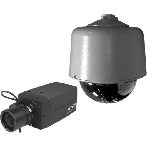 Pelco DF8-PJ-PG1-R11A C20-DW Analog Day/Night WDR Camera (NTSC)
