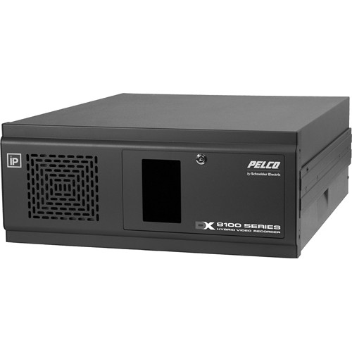 Pelco DX8132-500M 32-Ch Hybrid Video Recorder (500GB)