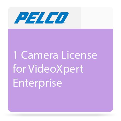 Pelco E1-1C 1 Camera License for VideoXpert Enterprise
