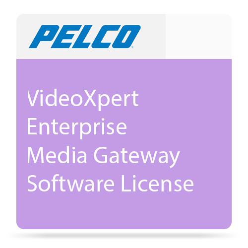 Pelco VideoXpert Enterprise Media Gateway Software License