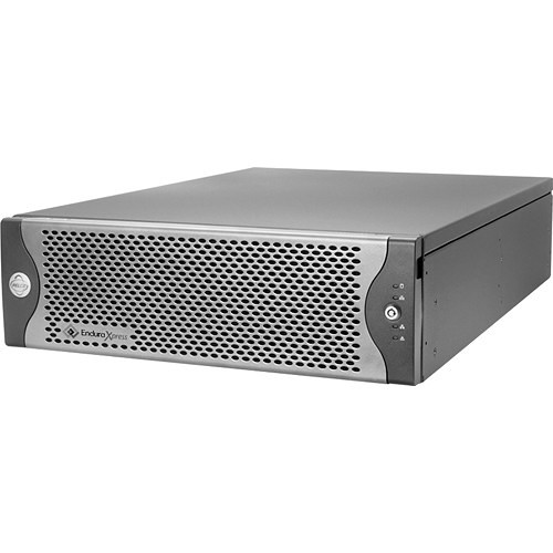 Pelco EE564-12-US 64-Channel EnduraXpress Integrated Recording & Management Platform (12TB)