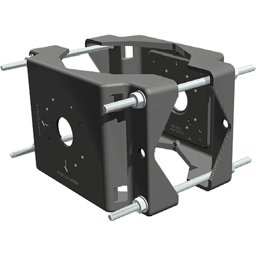 Pelco EP20 Pole Mount for EH20 Series Enclosures