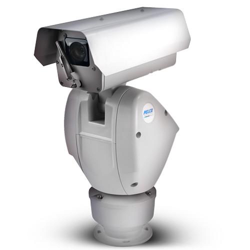 Pelco Esprit Enhanced Series 1080p Outdoor Network PTZ Box Camera with Wiper (120/230 VAC)