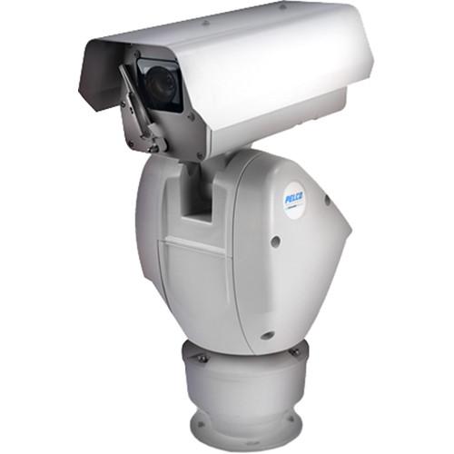 Pelco Esprit Enhanced Camera with wiper and 200m IR