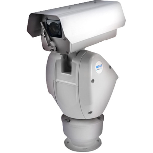 Pelco Esprit Enhanced Series ES6230-12-R2US 1080p Outdoor PTZ Network Box Camera with Night Vision & Wiper (USA)