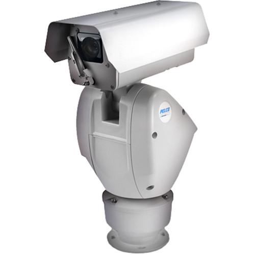 Pelco Esprit Enhanced 1080P Camera with Wiper and 200m IR (48VDC, US)