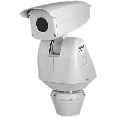 Pelco Sarix TI Series Thermal IP Camera with Integrated Fixed Enclosure (PAL, 8.33 IPS)