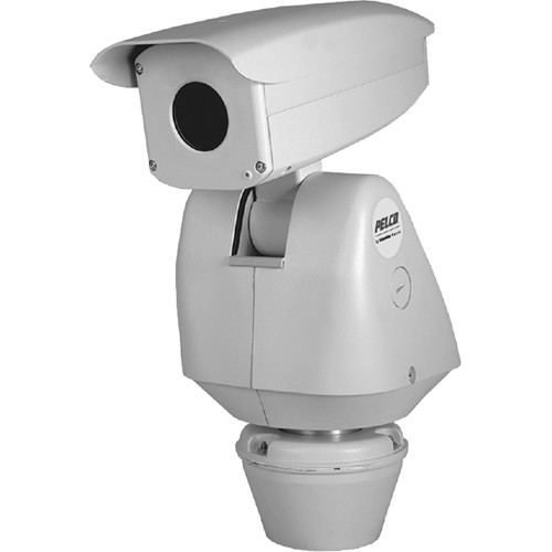 Pelco Sarix TI Pan/Tilt IP NTSC 384X288 HV Wall Mounted Camera with 50mm Lens