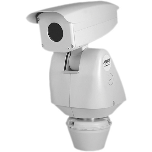 Pelco ESTI6355NX1 Sarix TI Series IP Thermal Imaging Security Camera (PAL)