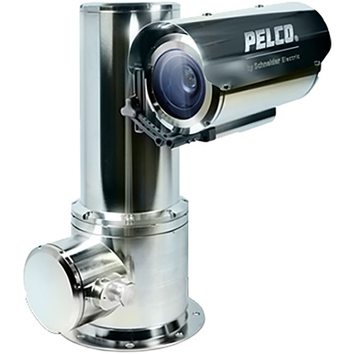Pelco ExSite Enhanced EXP1230-4N 2.1MP PTZ Explosionproof Network Bullet Camera (48 VDC)