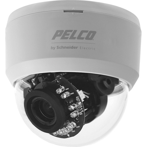 "Pelco FD2DV106X 1/3"" CCD 650TVL High-Resolution True Varifocal Day & Night Color Camera (PAL)"