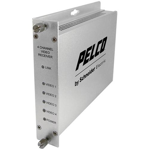 Pelco FRV40S1ST Fiber Receiver