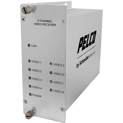 Pelco FRV80S1ST Fiber Receiver