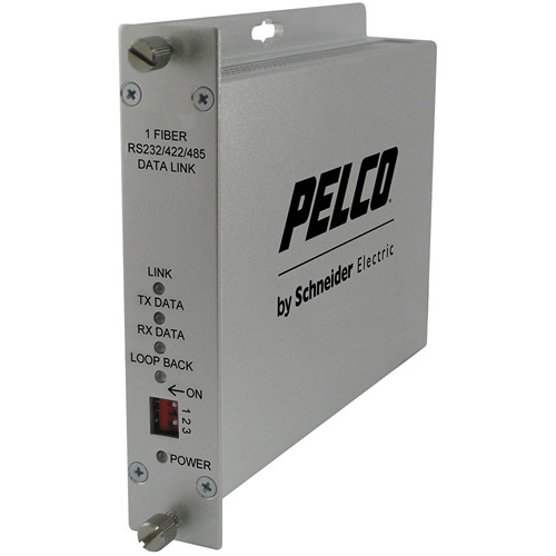Pelco 1-Channel Single Mode FC Fiber Transmitter