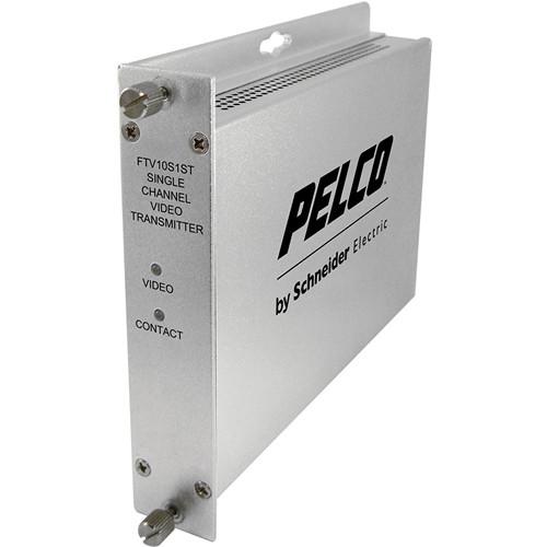 Pelco FTV10S1ST Fiber Transmitter