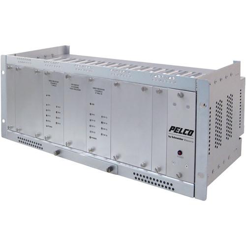 Pelco FTV160S1ST Single-mode Fiber Video Transmitter (16-Channel)