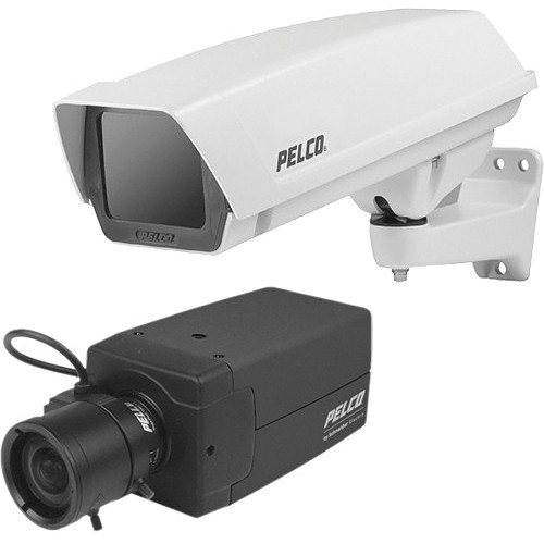Pelco G1512-2-PJ-R11A-D Analog Day/Night WDR Camera System (NTSC)