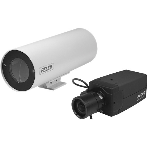 Pelco G2512-0-PA-V21A Day/Night Analog Color Camera System (NTSC)