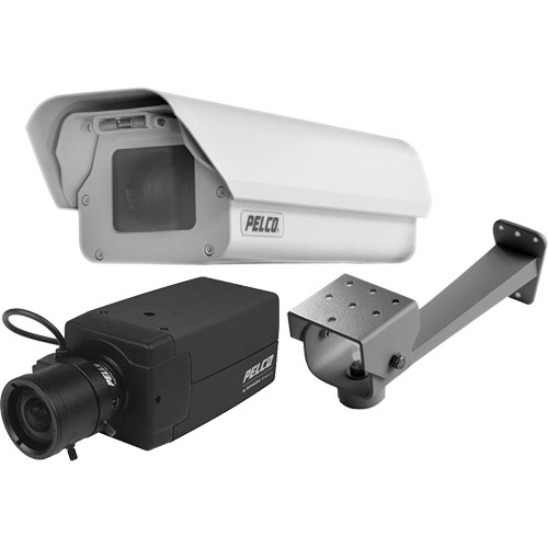 Pelco G3512-0PJR75AK ImagePak Analog Day/Night Camera System (NTSC)