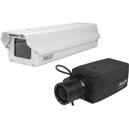 Pelco G3512-2PJR75A ImagePak Analog Day/Night Camera System (NTSC)