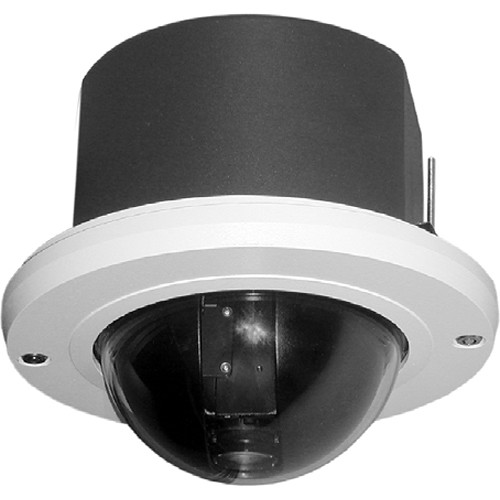 Pelco Heavy-Duty Spectra IV SE Series SD436-HF1 36x Day/Night In-Ceiling Dome Camera System (Gray, Clear Bubble, NTSC)