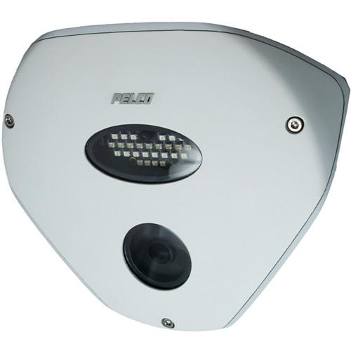 Pelco 1.3MP Sarix IBD High-Security Corner Mount Camera with IR