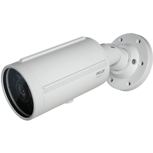 Pelco Sarix IBP Series IBP121-1R 1MP Environmental Bullet Camera with 3-10.5mm Lens & Night Vision