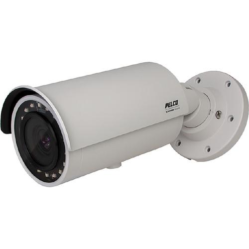 Pelco Sarix IBP Series IBP122-1R 1MP Outdoor Network Bullet Camera with Night Vision & 9-22mm Lens