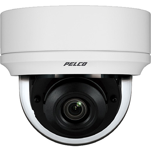 Pelco 1.3MP Sarix Enhanced 2 IME Indoor Dome Camera with 3-9mm Lens (US)