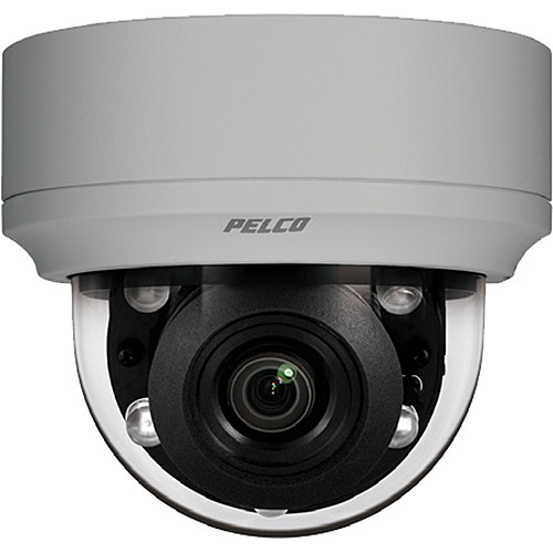 Pelco Sarix Enhanced IME129-1RS/US 1.3MP Outdoor Network Dome Camera with Night Vision & Heater (Made in the USA)