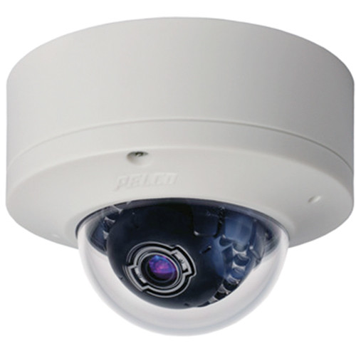 Pelco Sarix IME Series IME219-1S 2MP Surface Mount Indoor Day/Night Mini Dome IP Camera with 3 to 9mm Lens (White)