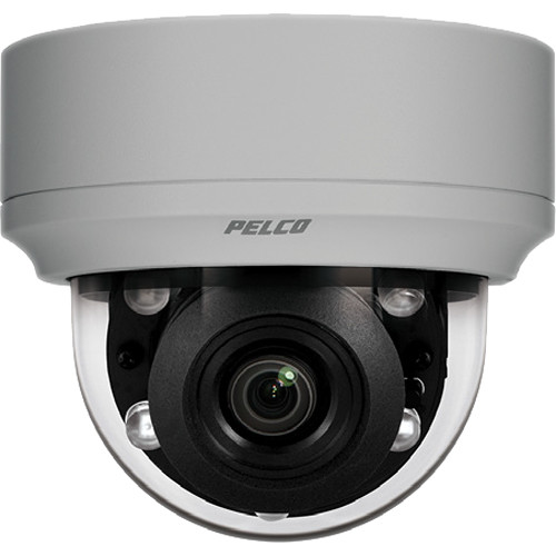 Pelco Sarix IME 2MP Outdoor Mini Dome Camera with Night Vision & 3-9mm Lens