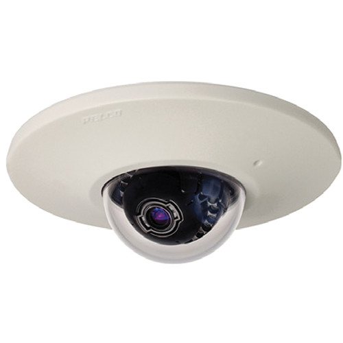 Pelco Sarix IME Series IMES19-1I 0.5MP In-Ceiling Mount Indoor Day/Night Mini Dome IP Camera with 3 to 9mm Lens (White)