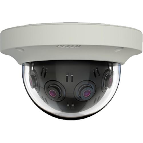 Pelco IMM Series 12MP 180-Degree Environmental Vandal In-Ceilng Dome Camera